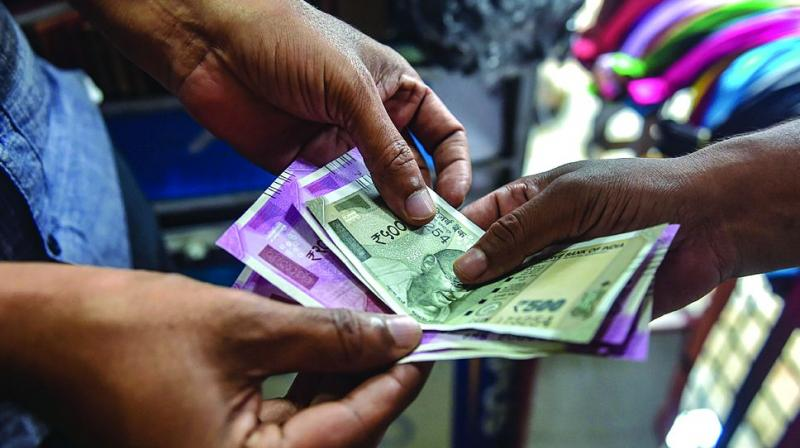 According to the latest data released by the Reserve Bank of India, deposit growth continues to outpace credit growth, which has lost momentum.
