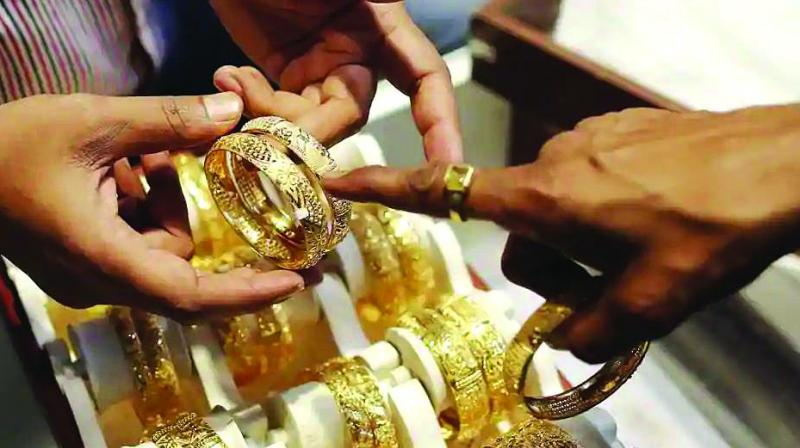 Jewellery spends accounted for 15 per cent of the total volume of transactions and 22 per cent of the value of transactions through credit and debit cards, as per the data from payment processing company Worldline India.