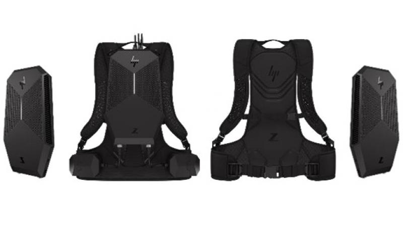 The HP Z VR Backpack claims to be a catalyst for more VR experiences across many enterprises and businesses.