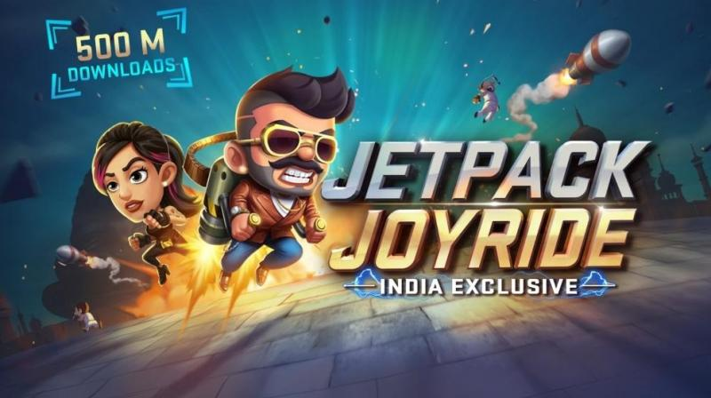Jetpack Joyride was originally created by Australian developer Halfbrick Studios.