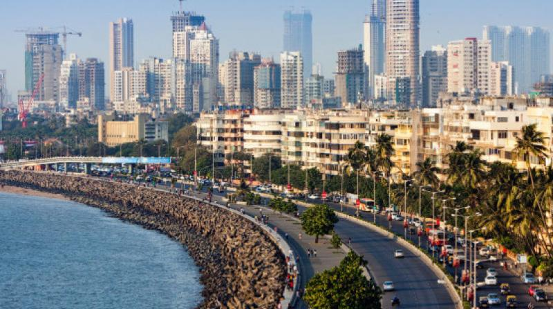"""""""Going forward, Mumbai is expected to be the fastest growing city (in terms of wealth growth over the next 10 years),"""" the report added. (Photo: Representational Image)"""
