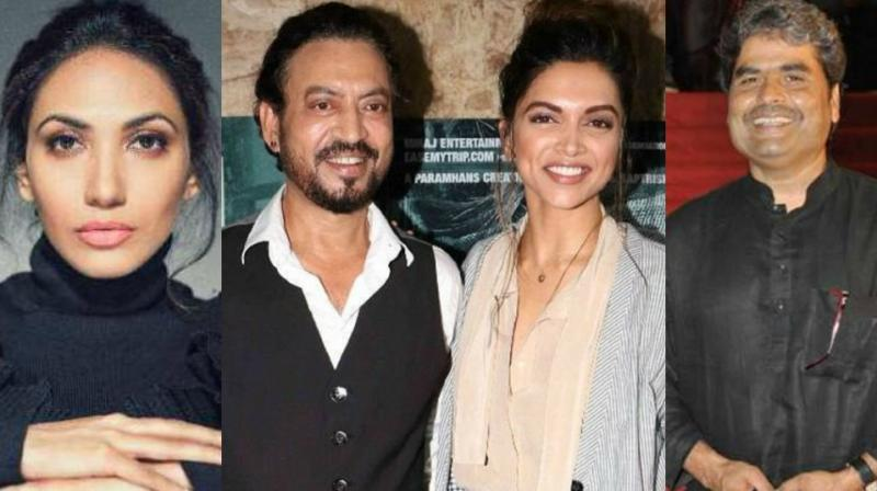 Prernaa Arora and Vishal Bhardwaj's film with Irrfan and Deepika Padukone was to go on floors in the early part of this year.