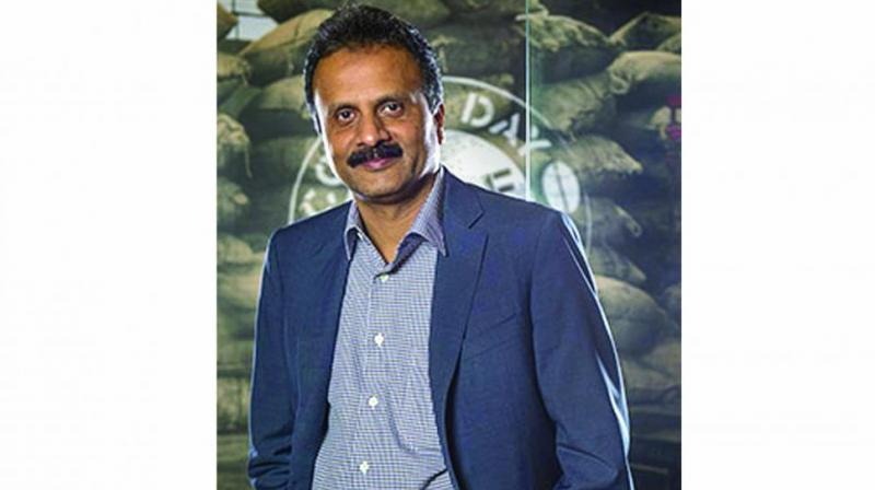 The forensic report on the death of Cafe Coffee Day owner V G Siddhartha corroborates the suicide theory, Mangaluru Police Commissioner P S Harsha said on Monday. (Photo: File)