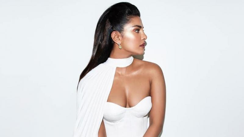 Priyanka Chopra Jonas' look for Cannes 2019. (Photo: Instagram)