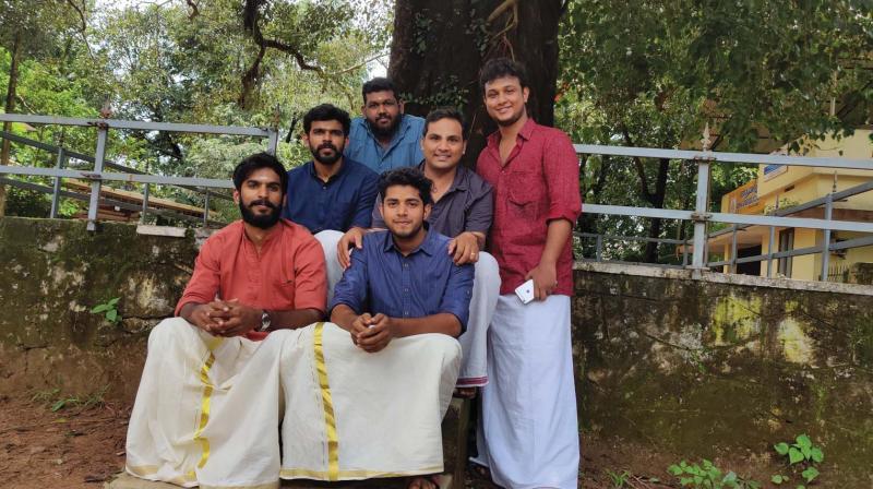 The six members of Keralafoodie