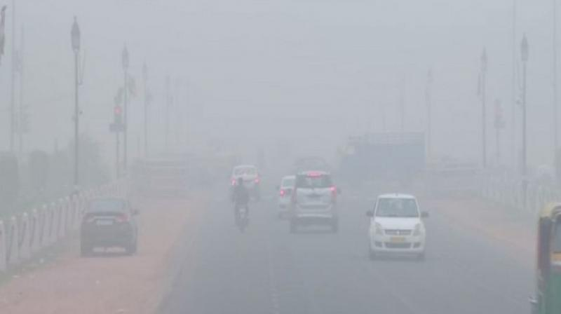 According to official figures, the pollution levels in Lucknow in Uttar Pradesh and Patna in Bihar were worse than in Delhi on Saturday. (Photo: File)