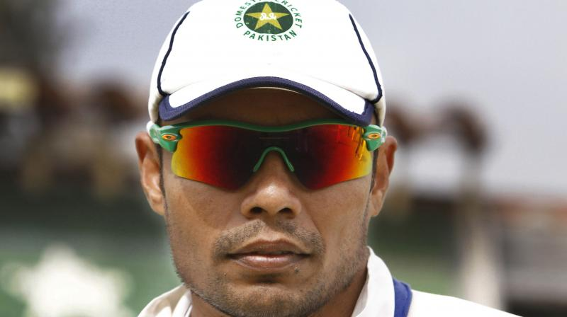 Danish Kaneria last played for Pakistan in the Trent Bridge Test of 2010, and has not appeared in any first-class game since March 2012, with all major boards upholding the ECB ban under International Cricket Council guidance. (Photo: AP)