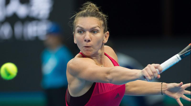 Halep, 27, said she had hoped to compete at the season finale in Singapore, which starts on Sunday, but that she had taken the