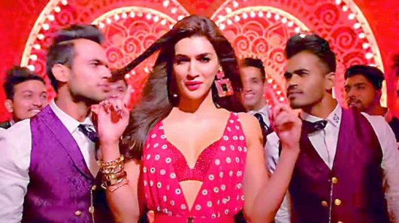 Still from the Coca Cola song.