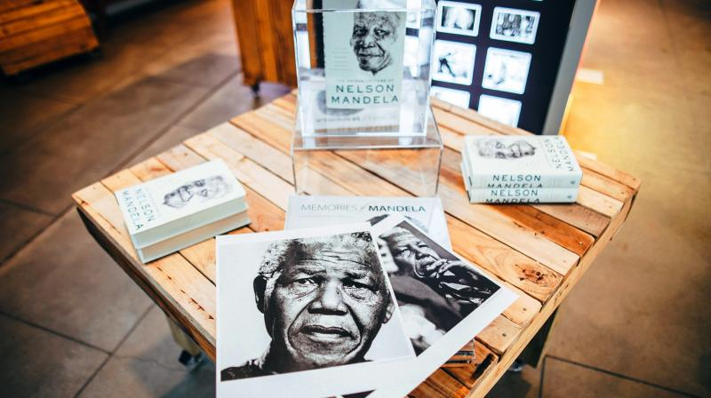 The interactive exhibition takes a journey though Mandela's life till his passing away in 2013. (Photo: www.mandelamylifeexhibition.com/gallery)