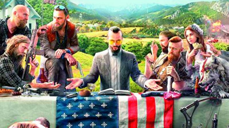Ubisoft recently announced Far Cry 5, developed by the same time that gave us the third and fourth mainline games in the series.