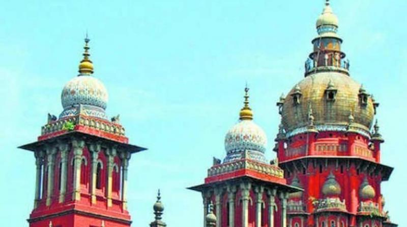 Madras High Court (Photo: File)