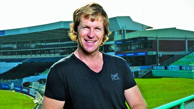 Englishman Julian Fountain, who has previously worked with Bangladesh and Pakistan, appeared for the fielding coach's interview in person. (Photo: File)
