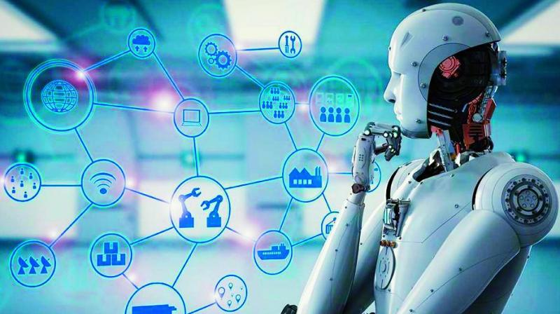 The real-time business, healthcare, life sciences and social problems are presented to the students and these are then solved with the help of technology using AI space and are closely monitored by the industry.