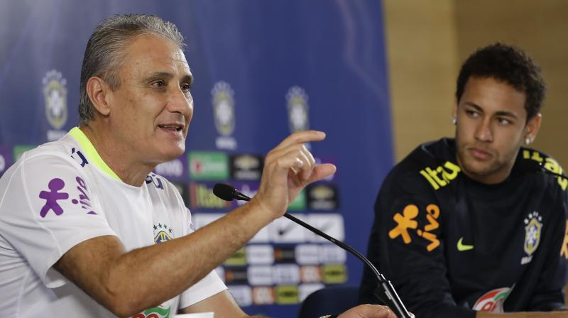 9695cba84 Tite is the first coach of the Brazil national team to be re-appointed after