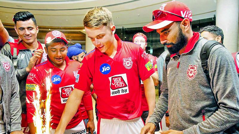 IPL 2019: I didn't know about the hat-trick; Sam Curran