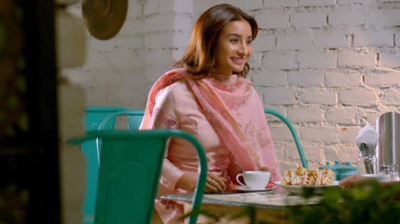 Patralekhaa in a still from 'Nanu Ki Jaanu'.