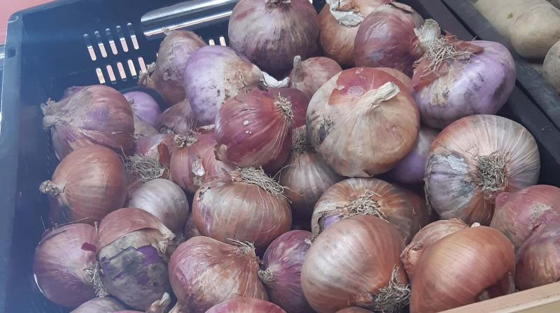 Onion prices are ruling high since September and were in the range of Rs 130-140 a kilogram in Delhi on Friday.