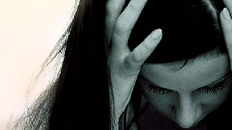 Disorders such as depression and anxiety are more common among women.