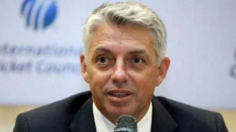 The International Cricket Council (ICC) Chief Executive David Richardson on Friday had urged the Al Jazeera network to provide unedited footage of their sting operation on alleged spot-fixing and pitch-fixing in Test matches involving big teams like India, Australia and England. (Photo: AP)