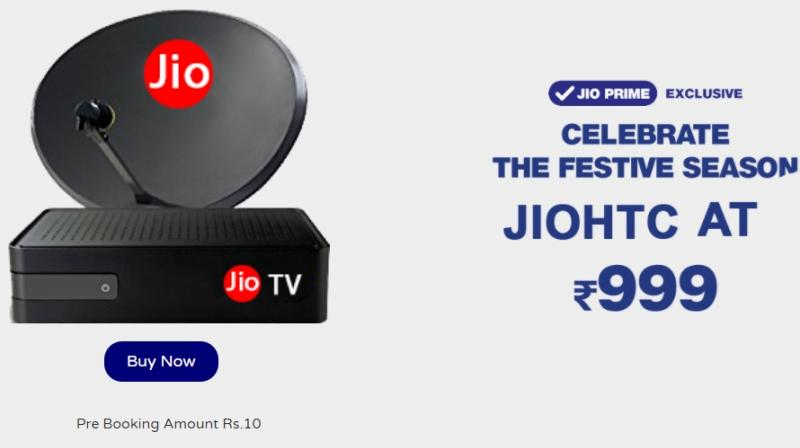 Jio DTH set-top box SMS scam on the rise, stealing bank credentials