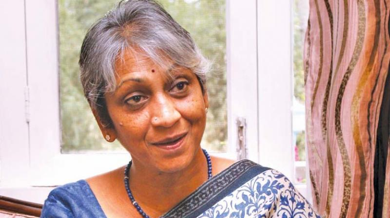 Shobha Varthaman.