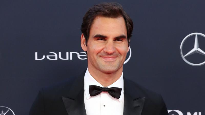 Roger Federer Becomes Most Decorated Laureus Winner