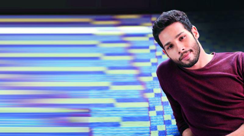 Siddhant Chaturvedi or as fans like to chant — MC Sher