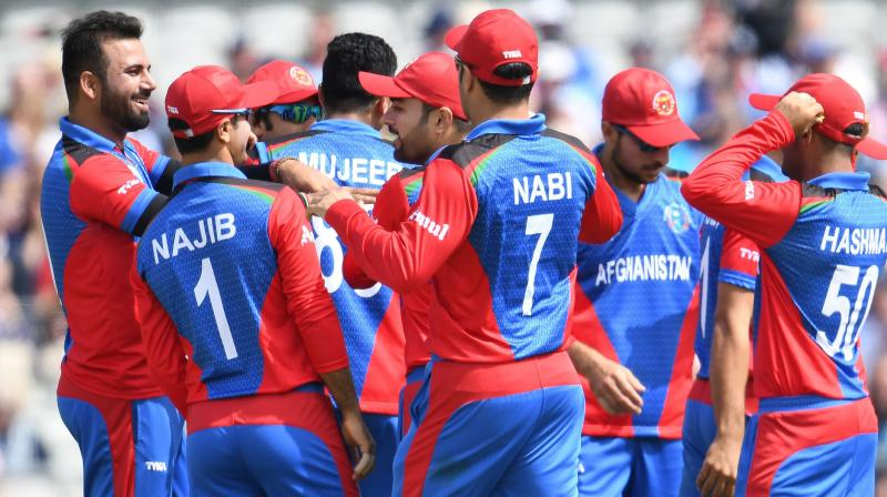 But Afghanistan captain Gulbadin Naib, speaking to reporters after the match, played down the incident by saying he had no fresh information to offer on the alleged altercation. (Photo: AFP)