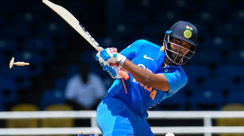 Sunil Gavaskar also went on to state that the difficult period which Rishabh Pant is facing now is also faced by most of the cricketers in their career. (Photo: AFP)