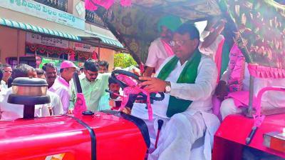Telangana Rashtra Samithi   Deccan Chronicle