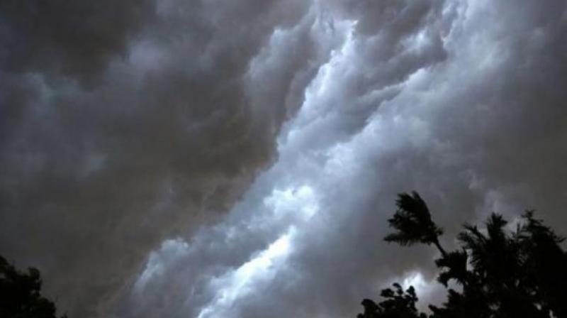 Though the southwest monsoons have turned normal over the state, currently there is no weather system that can boost it. (Representational Image)