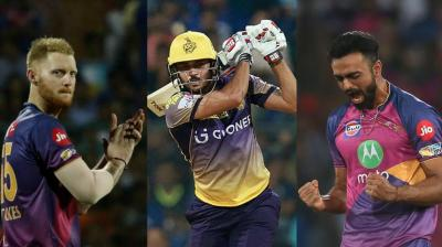 While Ben Stokes was the highest paid cricketer and Jaydev Unadkat was the highest paid Indian crickter, Manish Pandey too made a fortune during the Indian Premier League (IPL) 2018 Player Auction. (Photo: BCCI)