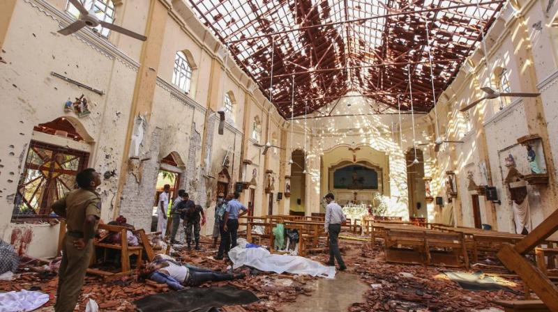 Nine senior Sri Lankan police officials will face criminal investigations for their failure to act on the intelligence warnings, including from India, to prevent the Easter Sunday attacks that killed 258 people. (Photo: File)