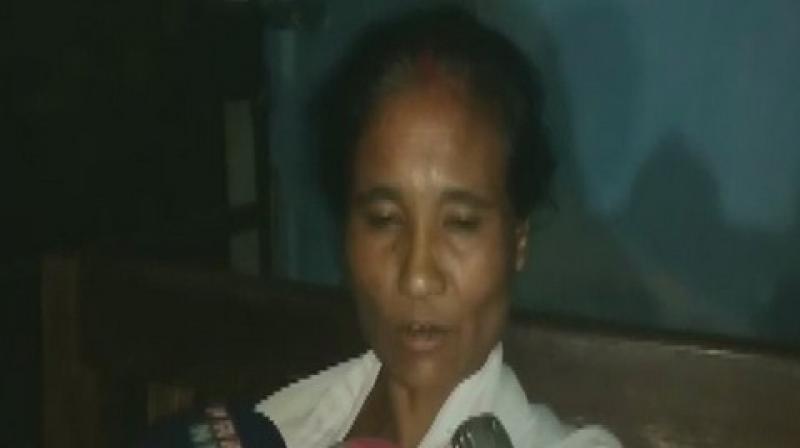 The accused, Guneswari Barkataky, 48, confessed of killing her husband Mudhiram, 55. (Photo: ANI)