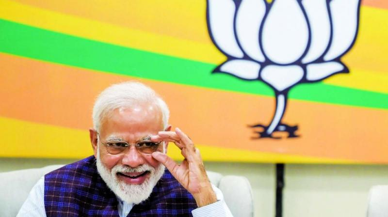 For ensuring faster approval on files, Modi said both the cabinet minister and his junior colleague can sit together to clear proposals, the sources said. (Photo: File)