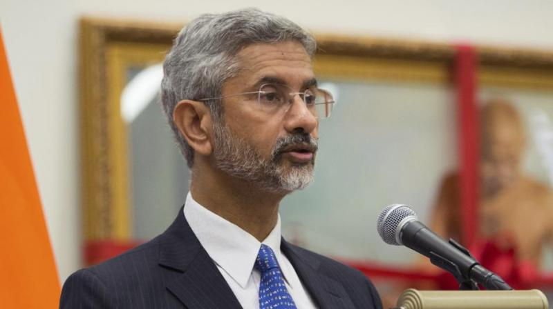 External affairs minister Subrahmanyam Jaishankar (Photo: PTI)