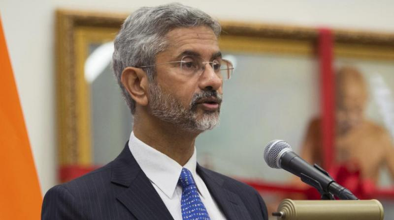 'Ministry of External Affairs regularly reviews the requirement of manpower at various levels in Missions and Posts abroad as well as at the Headquarters, and takes appropriate action as per the requirement,' Subrahmanyam Jaishankar said. (Photo: PTI)