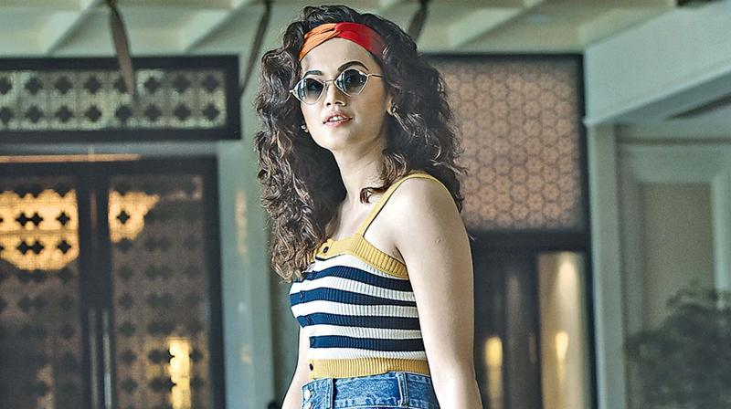 I am an actor, not a star: Taapsee Pannu