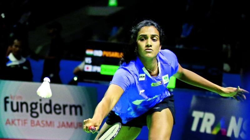 Sindhu began the tournament on the front foot and will now play in the round of 16-match on August 23. (Photo: File)