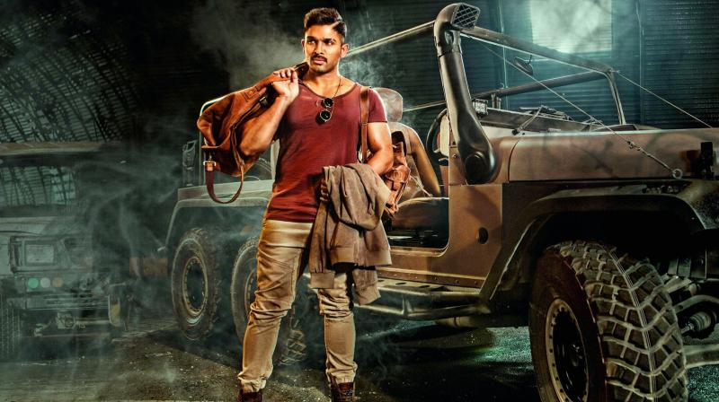 Off Road Jeep Hd Wallpaper >> Naa Peru Surya Naa Illu India movie review: Allu Arjun at his best in this weak plot!