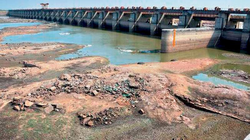 Experts say that the storage in these reservoirs, among others, is receding at a far faster rate than anticipated, resulting in dire consequences in the future (DC Image)