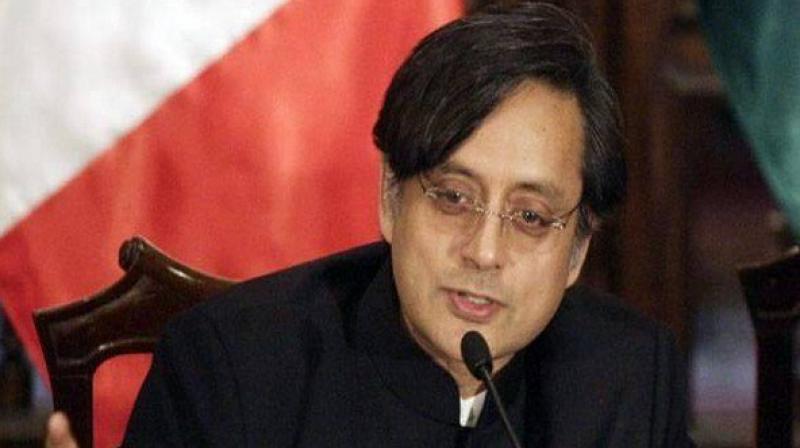 Tharoor slapped with arrest warrant over 'Hindu-Pakistan' remark