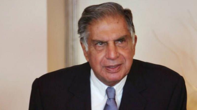 Tata Sons former chairman Ratan Tata.