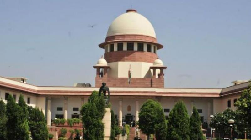 The Supreme Court on Tuesday said that there have to be 'overarching' guidelines to protect an individual's private information in public domain. (Photo: File)