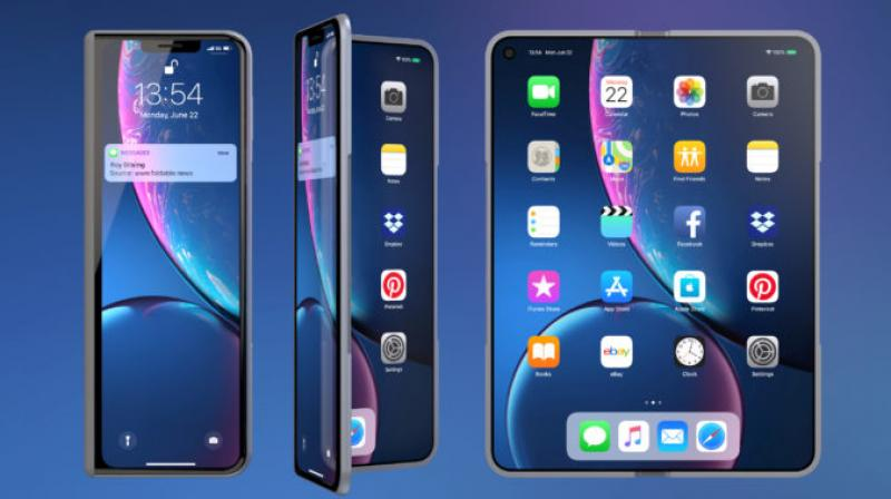 IHS Market claims that Apple is working on a foldable device of its own and it isn't a smartphone but an iPad. (Foldable News)