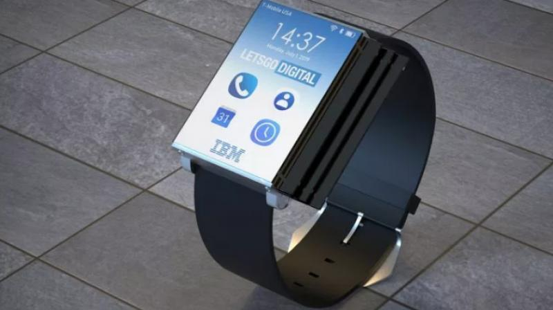 IBM has issued a patent for a multi-function smartwatch that's pretty 'ambitious.'