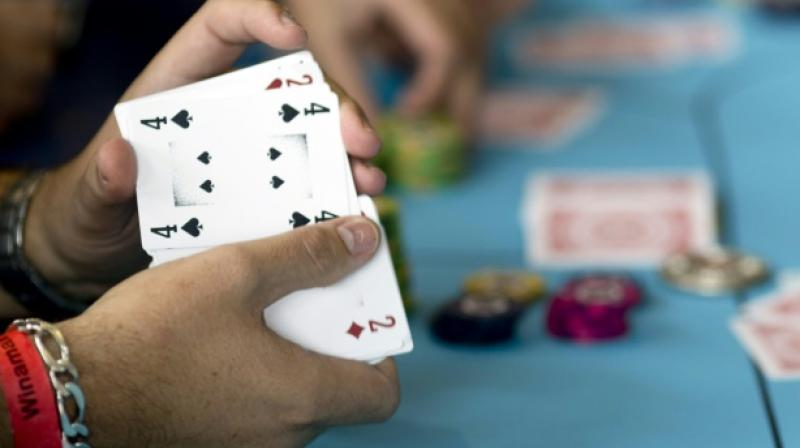 Each pro separately played 5,000 hands of poker — a family of card games that combines gambling, strategy, and skill — against five copies of Pluribus, according to a research paper published in the journal Science. (Photo: AFP)