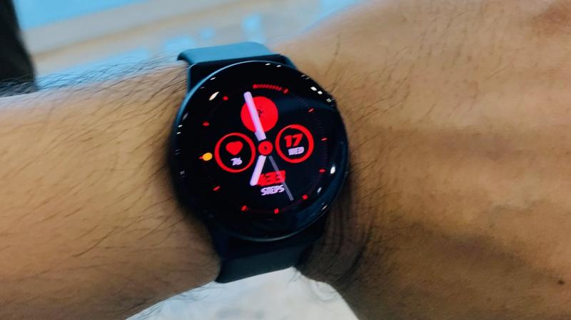 The Samsung Galaxy Watch Active has finally been launched in India after debuting in various markets the world over.