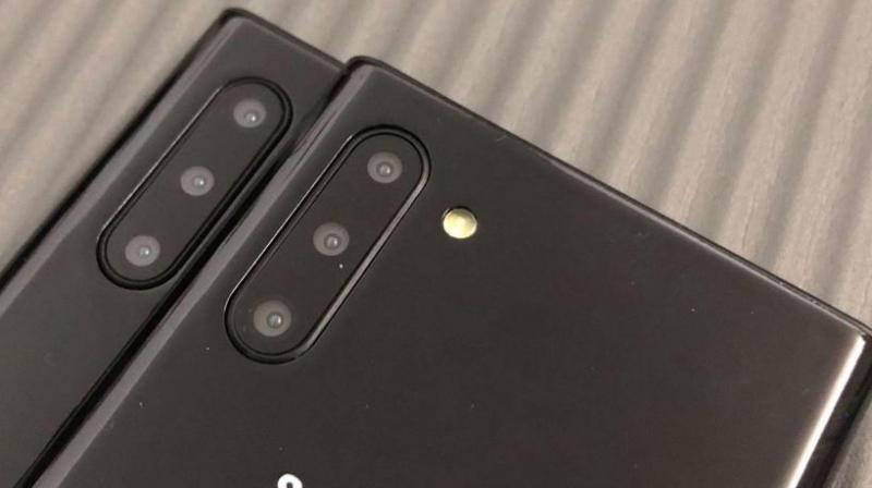 The support pages for Samsung in Romania, Slovakia and other regions shared information about the Galaxy Note 10+.